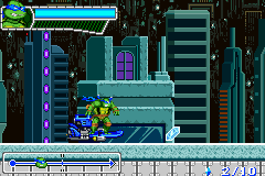 Teenage Mutant Ninja Turtles 2 - Battle Nexus - Level 3 -  - User Screenshot